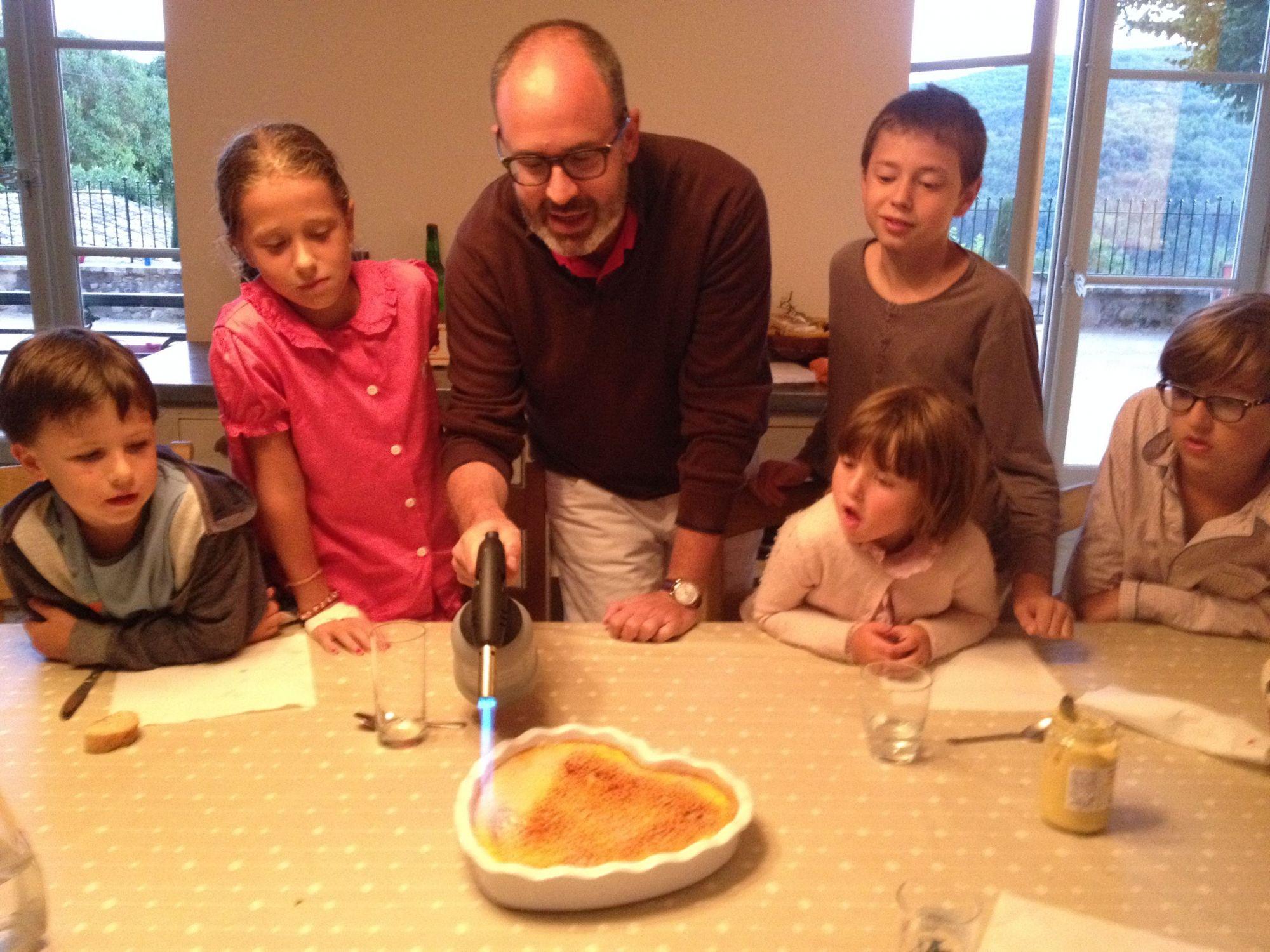 Cuisiner à Vavril