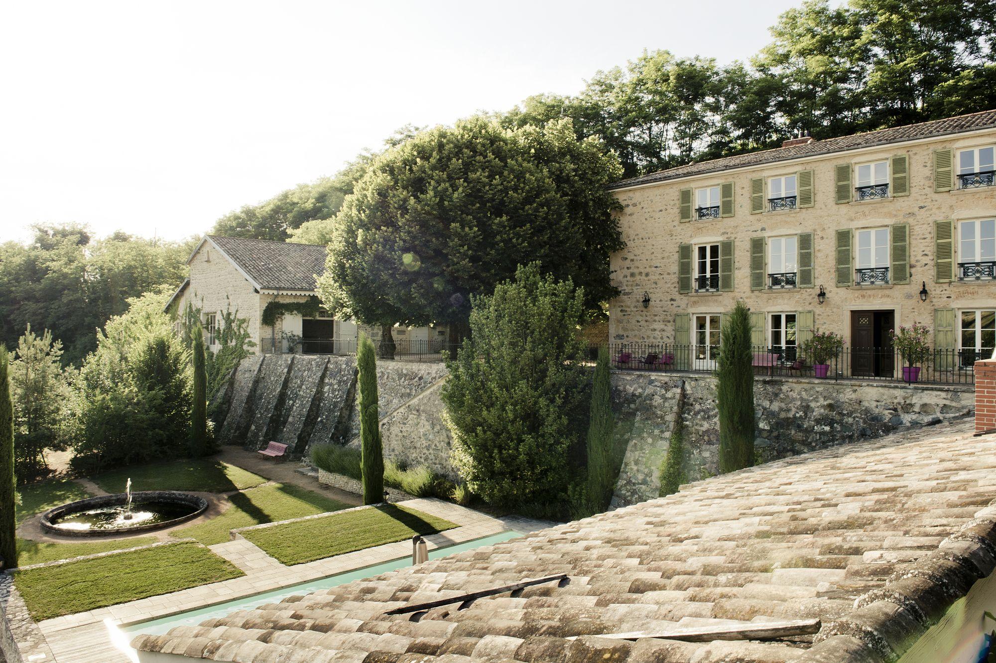 La Maison et ses jardins