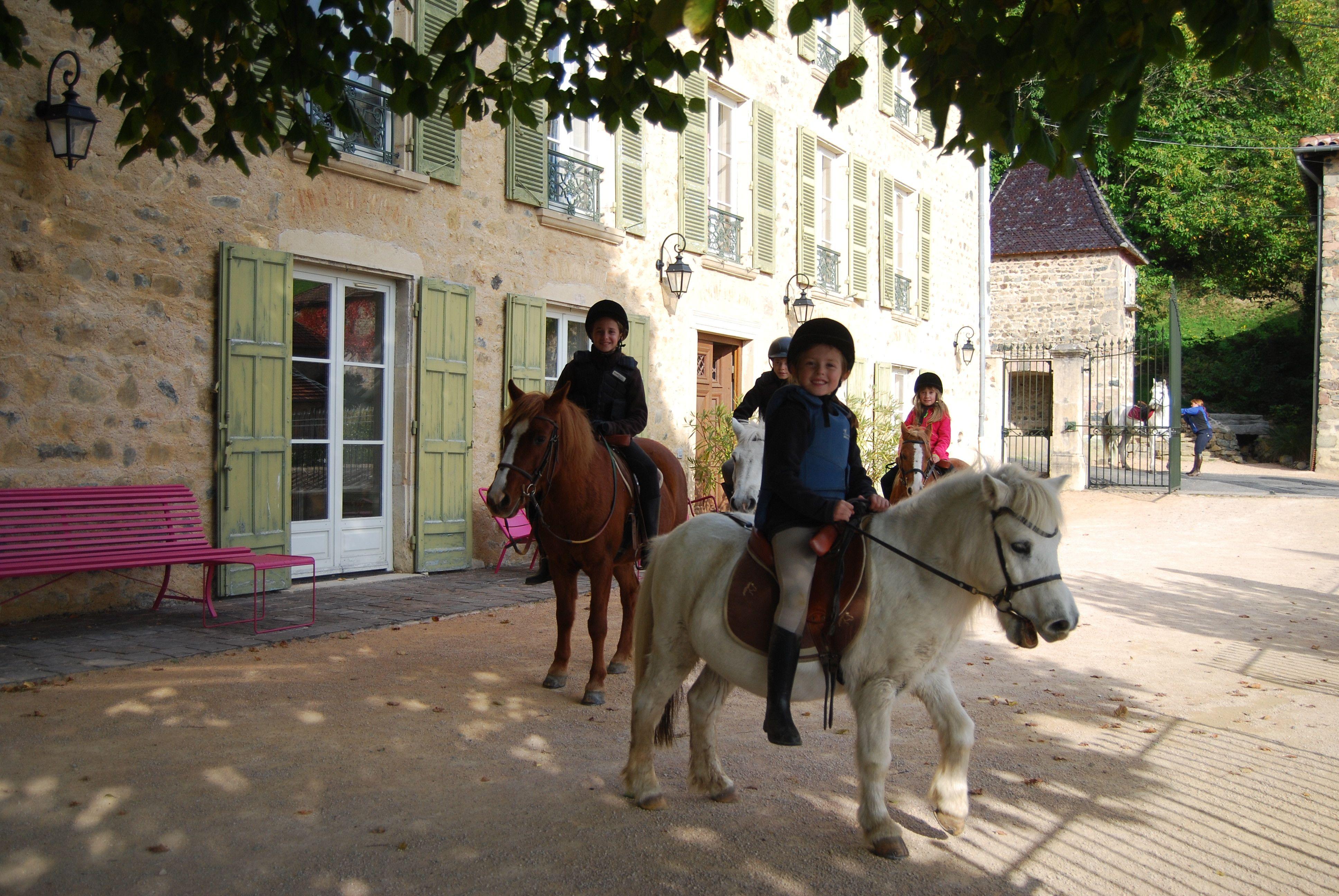Week-end en famille au Domaine de Vavril - Beaujolais